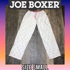 Joe boxer pajama bottoms